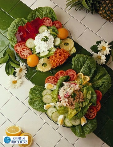 Consume más frutas y verduras