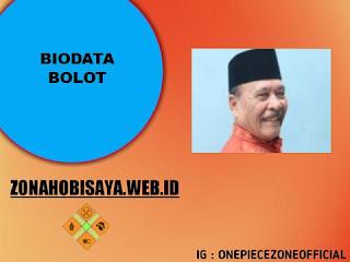 PROFIL : HJ BOLOT, SEORANG SENIMAN BETAWI