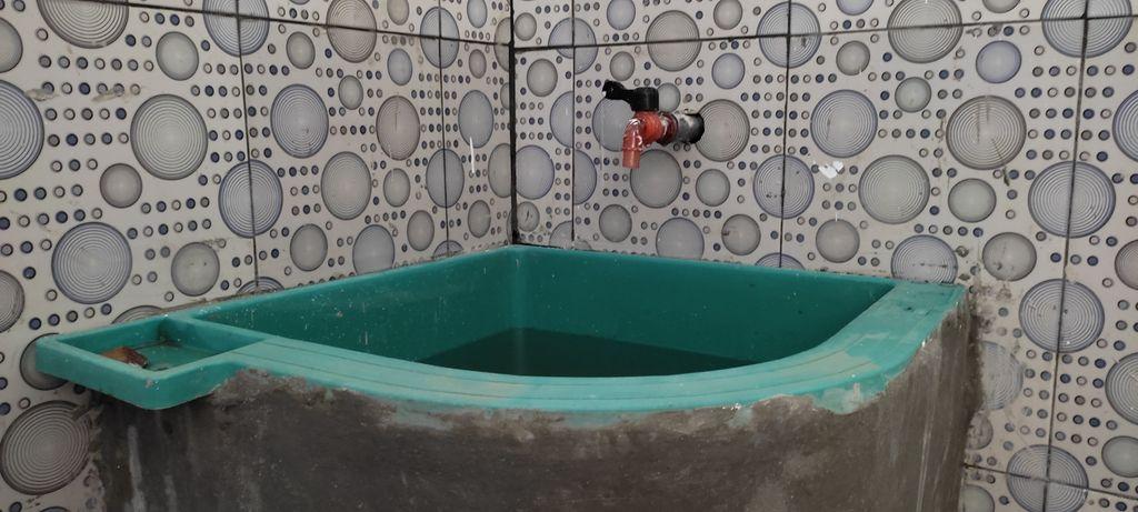 Ini Lho Penampakan Toilet SD Viral di Pandeglang yang Habiskan Anggaran Rp 104 Juta