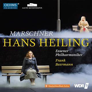 Marschner: Hans Heiling - Aalto Musiktheater, Essen - Oehms Classics