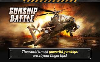 GUNSHIP BATTLE Helicopter 3D 2.1.7 APK Terbaru Gratis
