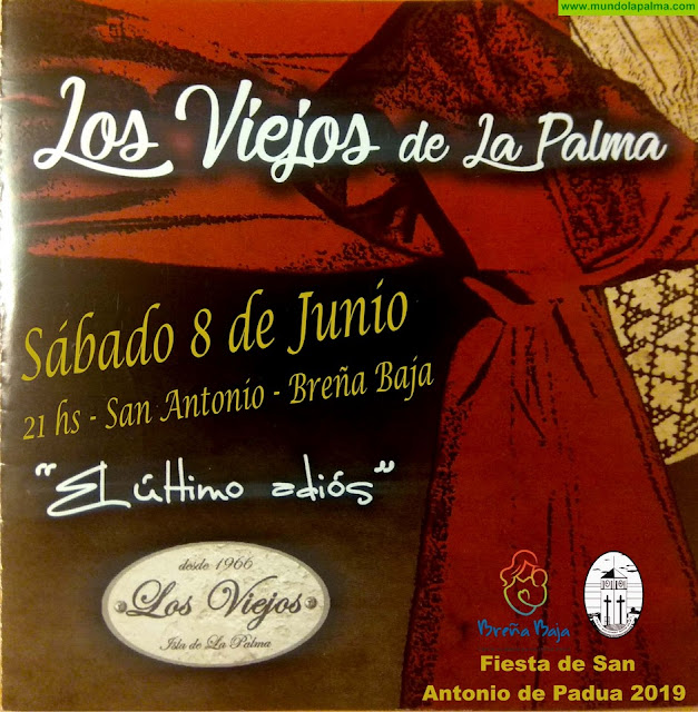 FIESTA SAN ANTONIO DE PADUA: Concierto de Los Viejos