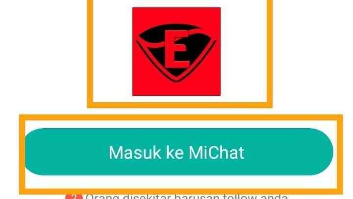 Cara menggunakan MiChat