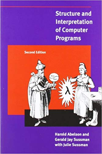 Structure and Interpretation of Computer Programs front cover