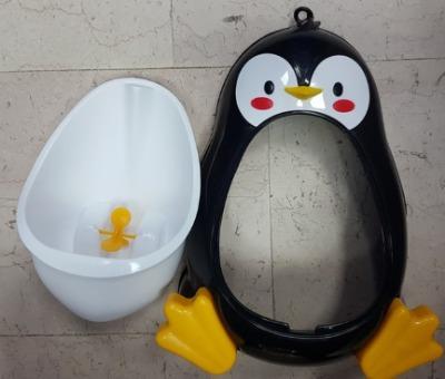Penguin urinoir kinderen