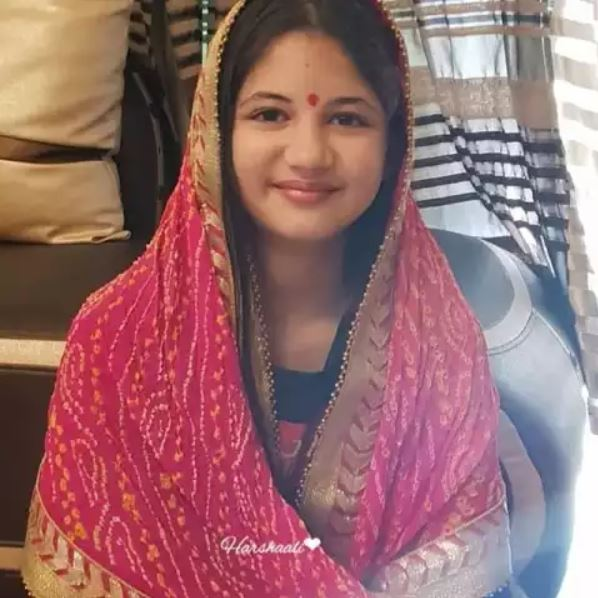 bajrangi bhaijaan actress harshaali malhotra images
