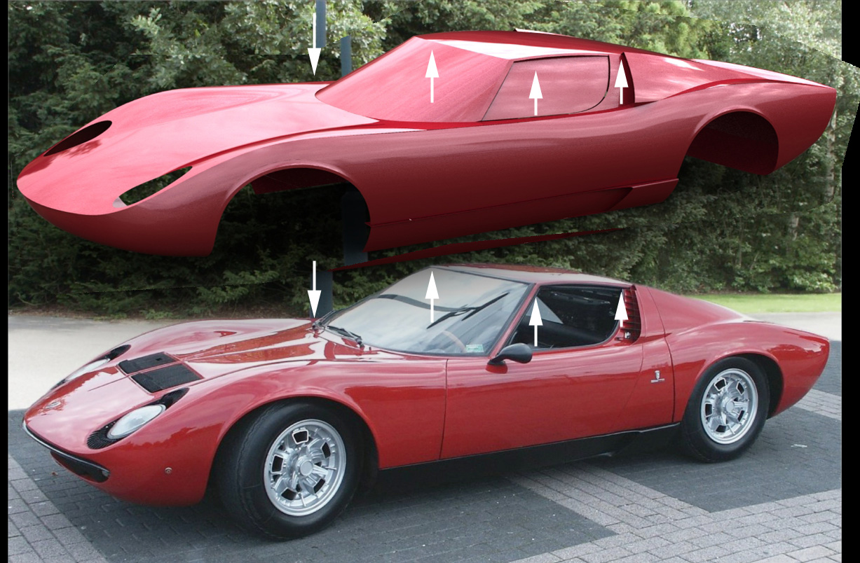 Luxury Lamborghini Cars: Lamborghini Miura