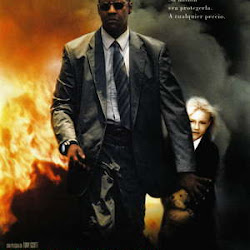 Poster Man on Fire 2004