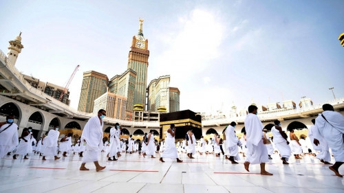 Arab Saudi Putuskan Kuota Haji Hanya untuk 60.000 Jamaah dari Dalam Negeri, Telpon Menlu RI