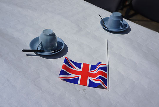 Queens Birthday, tea party, photography, England, Yorkshire, Sam Freek,