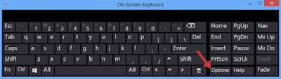 Cara Menampilkan On-Screen Keyboard pada Windows