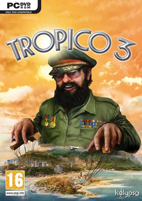 تحميل لعبة الإستراتيجية Tropico 3