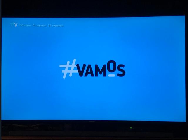 #Vamos ya está en emisión