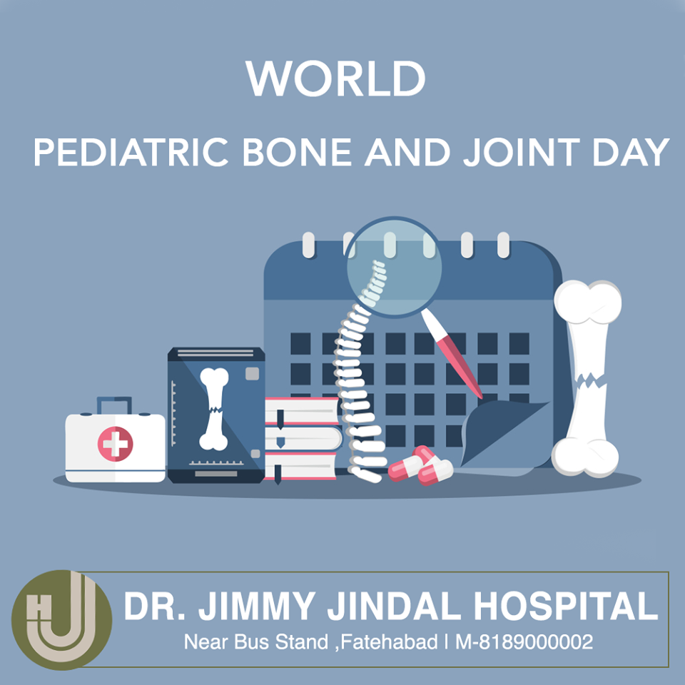 World Pediatric Bone and Joint Day Wishes For Facebook