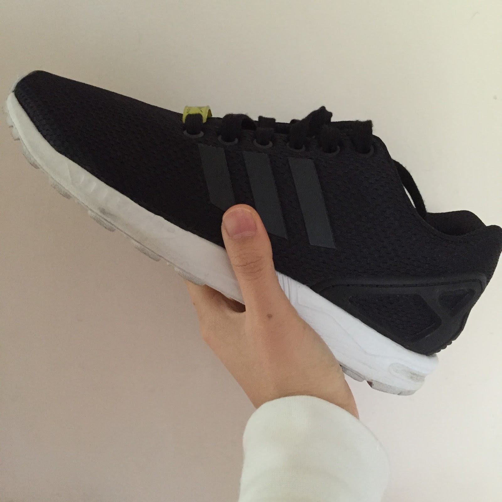 34a4d8ed0b66 My Shopping Escapades  Review  Adidas ZX Flux vs Nike Roshes