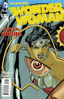 Wonder Woman #15 Cover