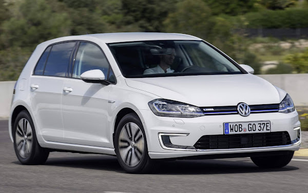 Volkswagen e-Golf 2020