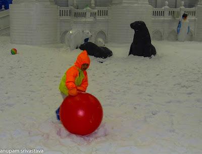 VGP Snow Kingdom chennai