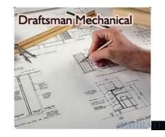 ITI Draftsman Required In On-going Oil & Gas Project In Chennai location.