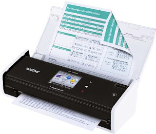 Brother ADS-1500W Scanner, Software, Driver Download