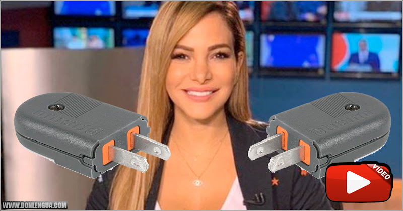 Periodista de Noticiero Venevisión explica cómo se hizo rica con su sueldo de 7 dólares mensuales