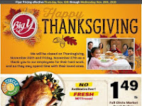Big Y Weekly Flyer November 19 - 25, 2020