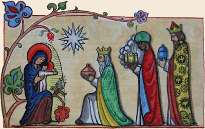 the magi epiphany twelfth night