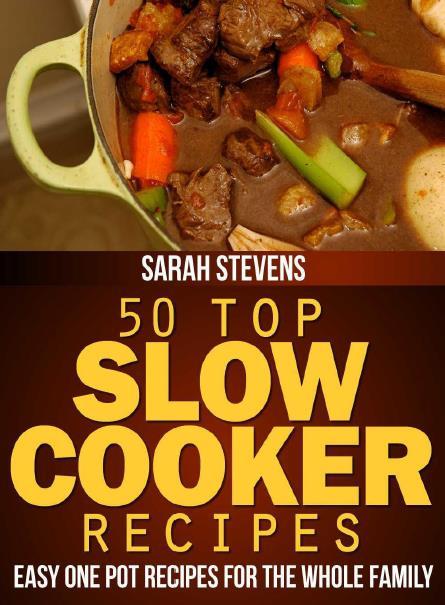50 Top Slow Cooker Recipes