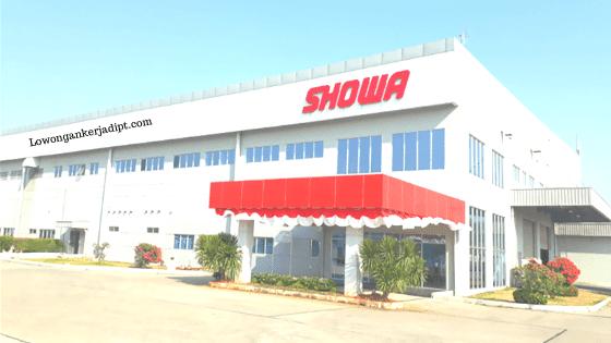 Lowongan Kerja PT Showa Indonesia Manufacturing