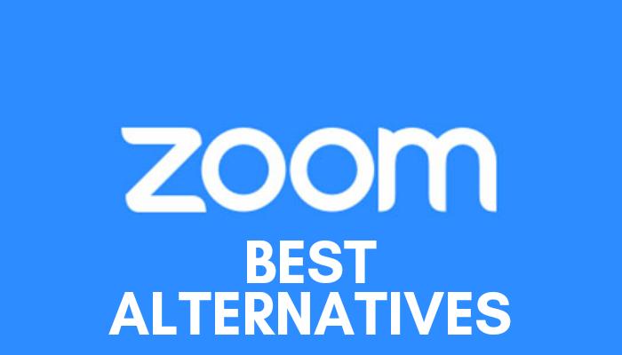 best alternatives to zoom