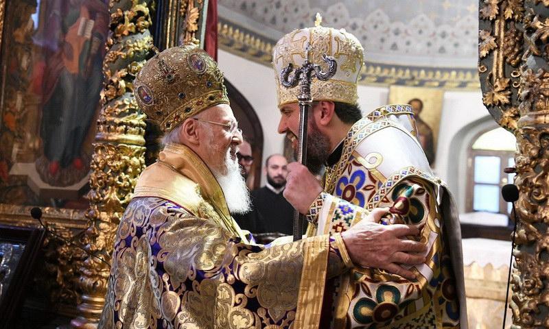 Από πότε η ομολογία Χριστού συνδέεται με το Ουκρανικό;
