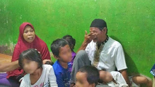6 Bocah Jadi Yatim Piatu dalam Sehari, Ayah Meninggal saat Jasad Ibu Sedang Dimandikan