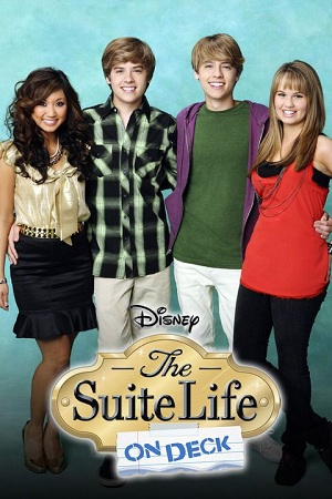 The Suite Life on Deck Season 2 English Download 480p All Episodes HDTV