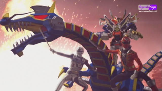 Kaizoku Sentai Gokaiger vs. Uchuu Keiji Gavan The Movie Subtitle Indonesia