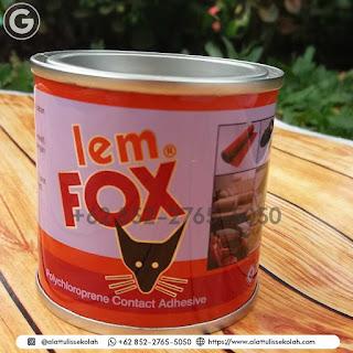 distributor lem fox tangerang | +62 852-2765-5050
