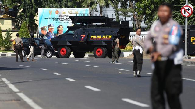 5 Bom dalam 25 Jam, Kenapa Surabaya Jadi Sasaran?