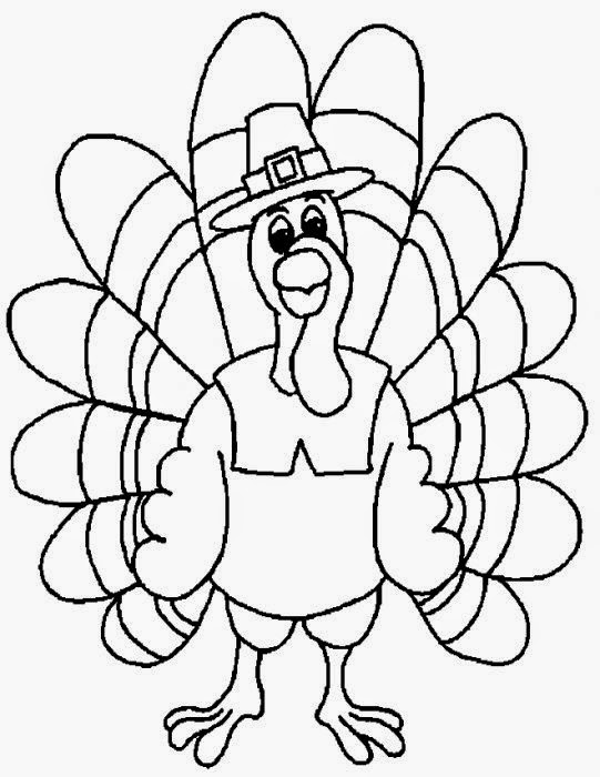 FREE PRINTABLE COLORING PAGES FOR THANKSGIVING  Coloringpages321