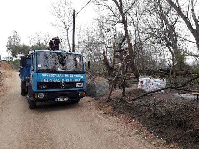 Έβρος: Κάποιοι δεν ξεχνούν τις Ελληνικές Δυνάμεις που εξακολουθούν να φυλάνε τα σύνορα μας (ΦΩΤΟ)