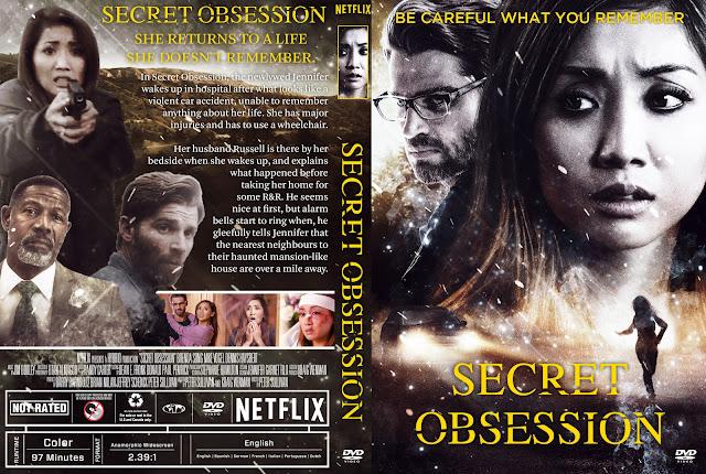 Secret Obsession DVD Cover