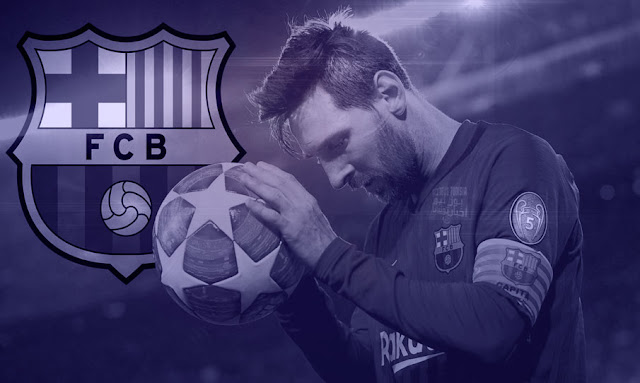 Breaking: Lionel Messi Officially Informs Barcelona His Desire to Leave
