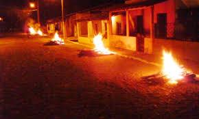 PM irá fiscalizar o cumprimento da lei que proíbe o acendimento de fogueiras no estado da PB