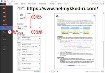 10 software untuk membuat PDF gratis1