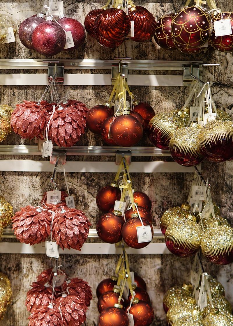 stockmann_joulu, joulukoristeet