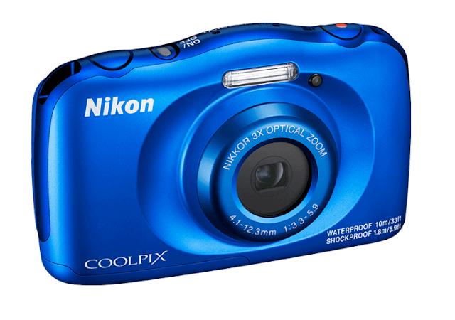 фотоаппарат 2 Coolpix W150