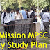 Mission MPSC Daily Study Plan Tips 2018