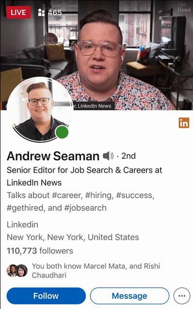 LinkedIn Creator Mode: eAskme