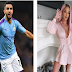 Man City star Riyad Mahrez dating reality star's daughter after split from wife
