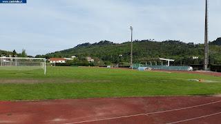 SPORTS AREAS / Estádio Municipal, Campo Relvado, Castelo de Vide, Portugal