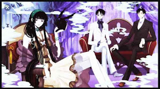 anime xxxholic kimihiro and other character