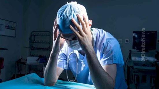tj condenacao erro medico 6 anos